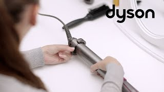 Dyson Airwrap™ styler - Routine filter cleaning (UK)