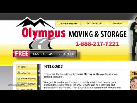 Olympus Moving U0026 Storage New York   Professional Moving Company ...