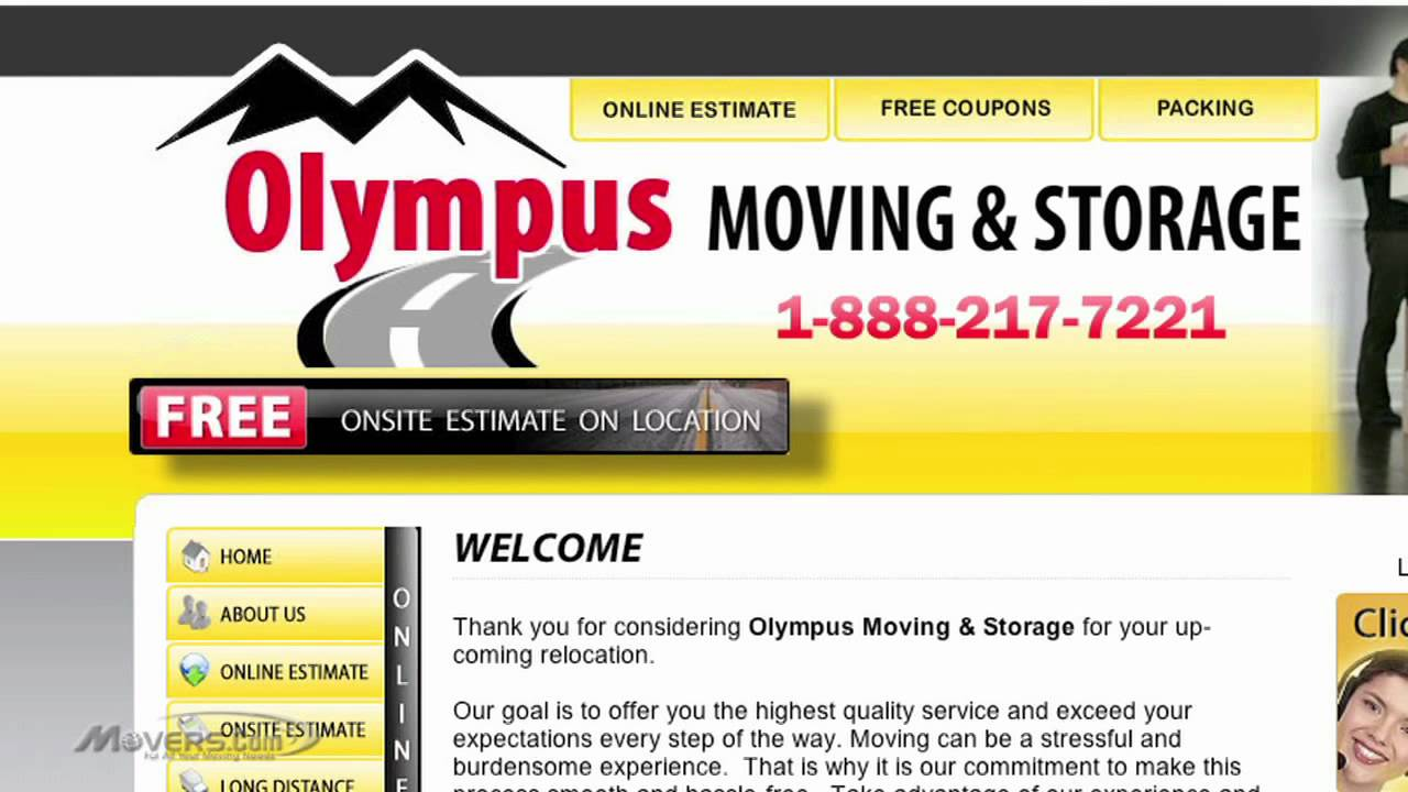 Delicieux Olympus Moving And Storage