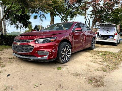 2017 Chevrolet Malibu 1.5 за 6000$ в Belarus 🇧🇾 ,Гродно. Авто из США 🇺🇸.