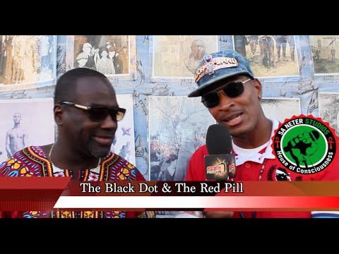 Black Dot & The Red Pill Straight Outta Compton Monday 24th 2Pm Live