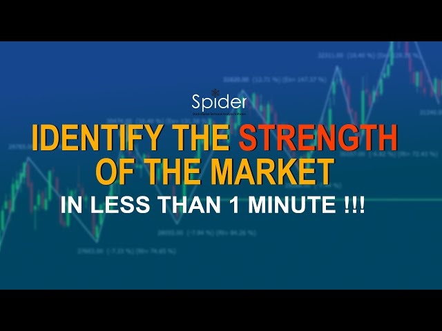Predict the Direction of the Market for Intraday Trading | Trading Strategies | Spider Software