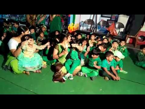 Twinkle Kids School World Green Day Celebration Youtube