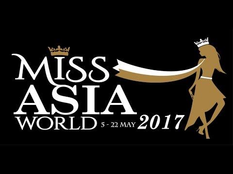 MISS ASIA WORLD 2017  Photo shoot day at Lebanon beach