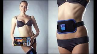пояс миостимулятор для похудения живота