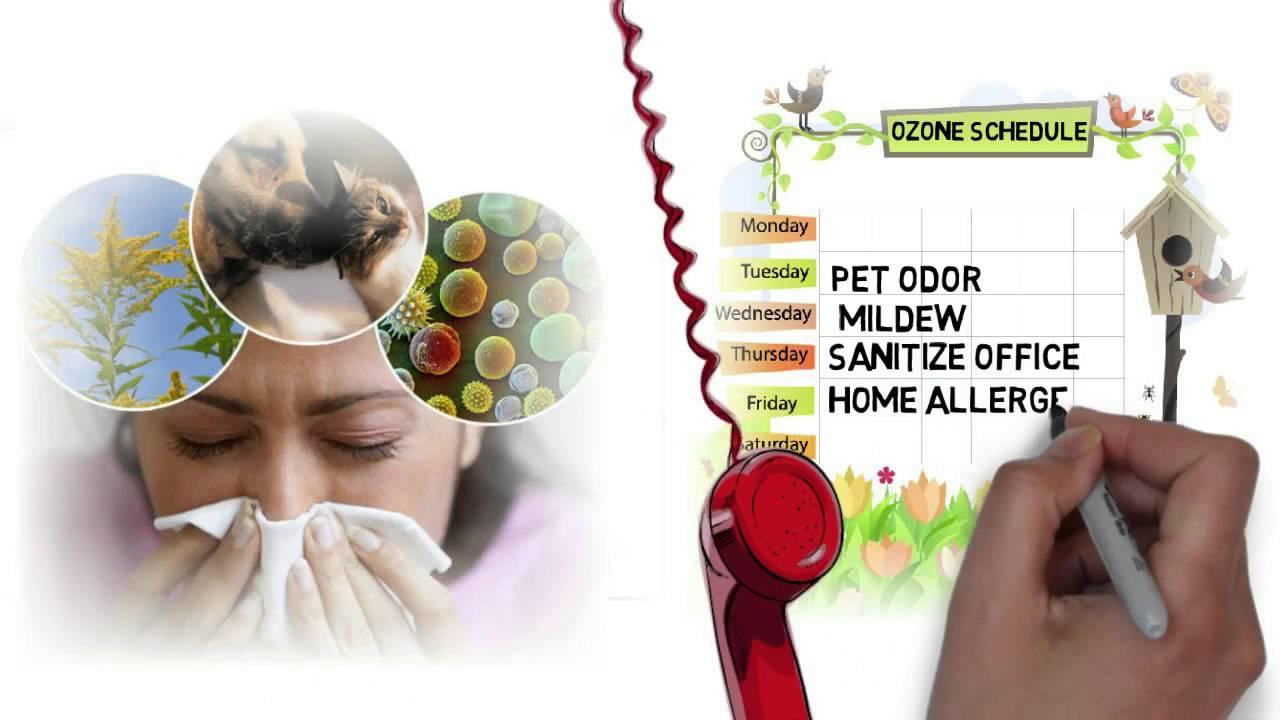 Odor Removal | Ozone Treatment | Home Sanitizing | Houston, TX |