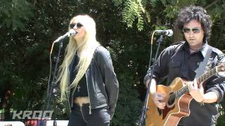 "The Pretty Reckless - ""Light Me Up"" (Live from KROQ)"