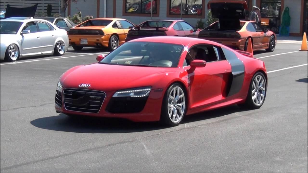 Hunt Valley HorsePower Cars And Coffee Ferrari Porsche - Audi hunt valley
