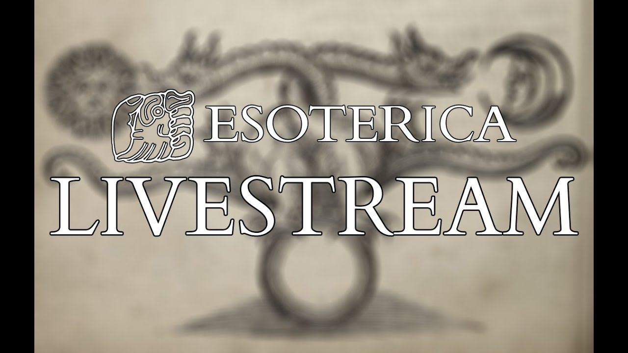Download Esoterica Livestream - Occult Philosophy, Kabbalah, Witches' Flight + Q&A
