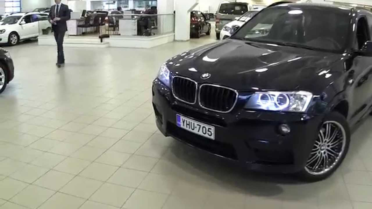 bmw x3 xdrive20d a f25 business m sport 2011 yhu705 youtube. Black Bedroom Furniture Sets. Home Design Ideas