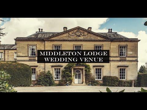 Middleton Lodge Weddings