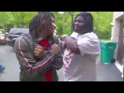 SD of GBE & Young Chop Boxing It Up!