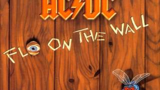 AC DC - Send for the Man (Fly on the Wall)