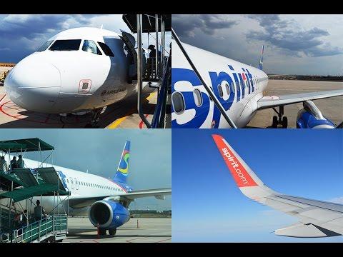 TRIP REPORT: Spirit Airlines   Denver (DEN) to Dallas (DFW)   A320   NK 116   Economy
