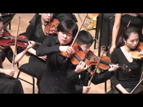 Pablo de Sarasate: Zigeunerweisen für Violine und Orchester