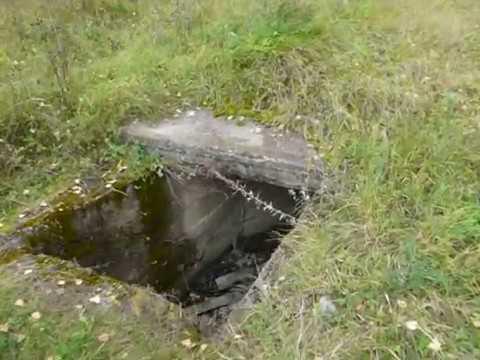 Старые окопы около Красноуфимска
