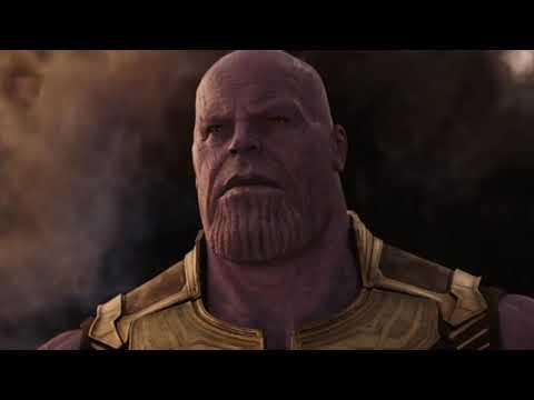 What if Thanos was in DCEU? (Fanmade)