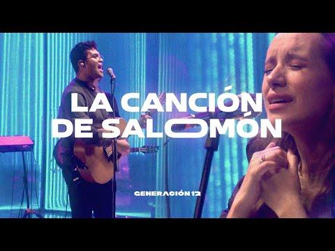 Generación 12 - La Canción De Salomon (Martin Smith)   Cover Español I Musica Cristiana