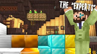 Minecraft Experts 4 | ALL THE RESOURCES | Modded Minecraft