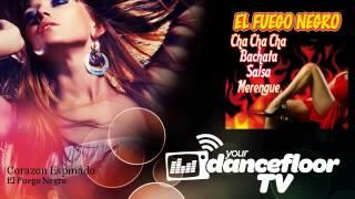 El Fuego Negro - Corazon Espinado