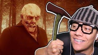 A MORTE DO JASON - Friday the 13th The Game ( BÔNUS )