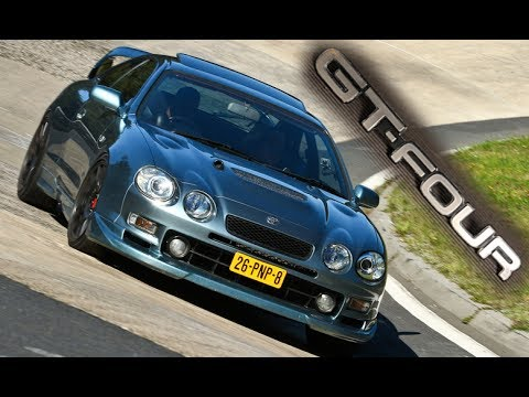 TOYOTA CELICA GT4 ST205 || AWD POWER