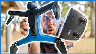 Skydio 2 Controller Flight | Who's Flying This Thing