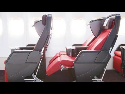 Japan Airlines 777-200 Premium Economy Singapore To Tokyo Narita JL712 (flight Review #43)