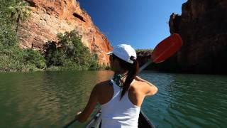 Lawn Hill Holiday travel video guide, Queensland, Australia