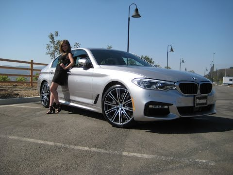 2018 BMW 540i with M Sport Package  20