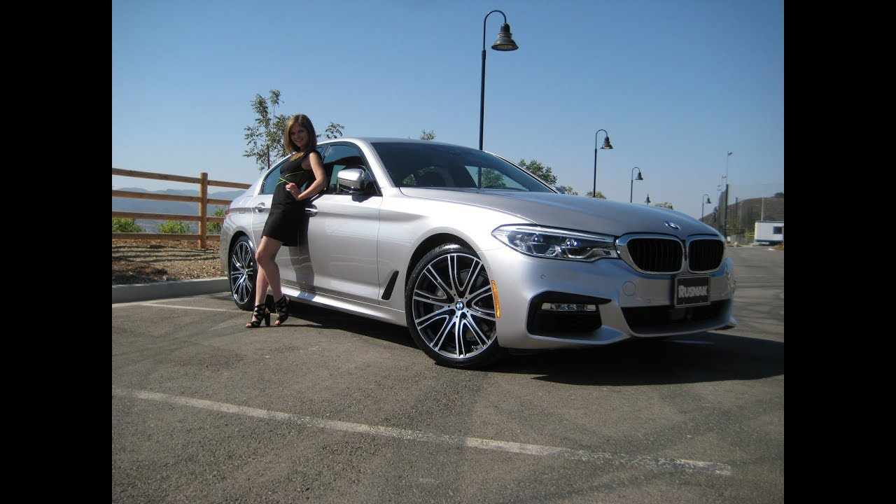 Bmw 540i With M Sport Package 20 M Wheels
