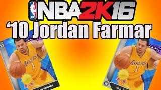 NBA 2k16 - MyTeam -