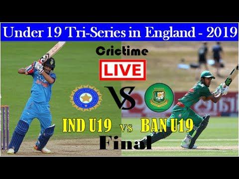 India U19 Vs Bangladesh U19 Final | Live Cricket Match Today | Bangladesh U19 Vs India U19|IND V BAN