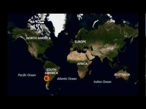 M 6.5 EARTHQUAKE - VALPARAISO, CHILE 04/17/12