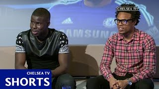 Chelsea: Remy and Zouma: Diego Costa is the funniest