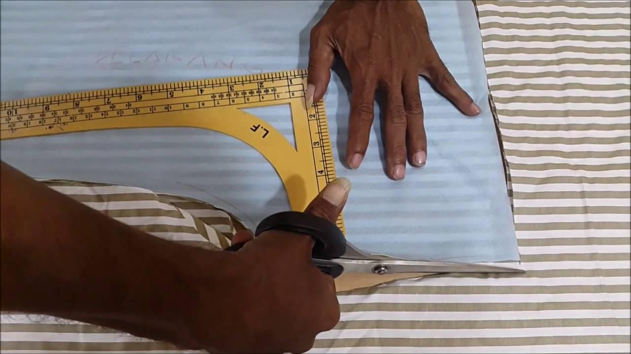 cara belajar menjahit celana pendek anak menggunakan mesin jahit mini portable bagian41