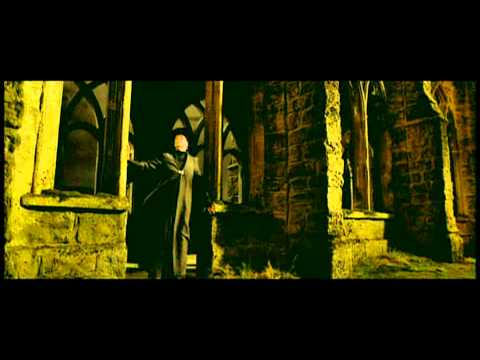 Harry Potter and the Half-Blood Prince - great deleted scene (the choir and Snape, HD)