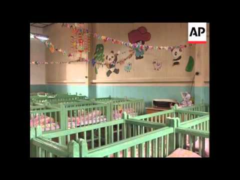 China - Orphanage Opens Doors To Reporters