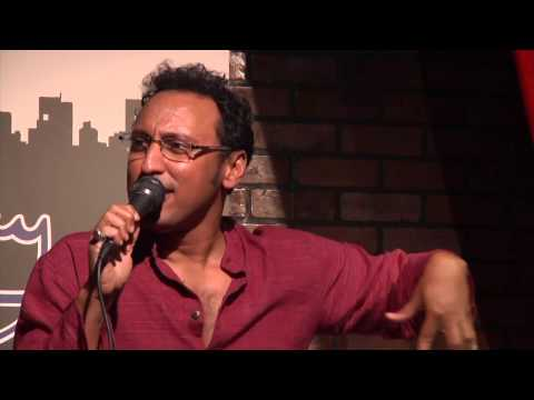 Aasif Mandvi -- THE MUSLIMS ARE COMING