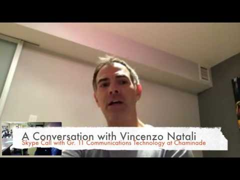 A Conversation with Vincenzo Natali