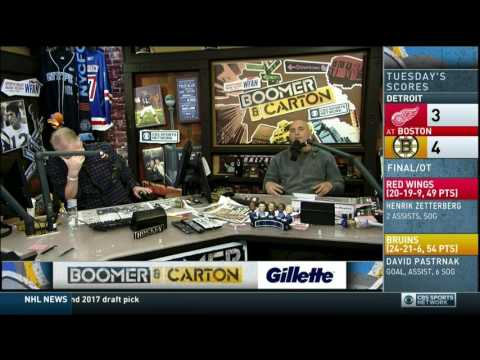 Boomer and Carton - Craig mocks Mike Francesa Super Bowl Trivia Game - Thomas in Long Island