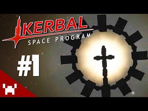 THE ENDURANCE'S ADVENTURE! (Kerbal Space Program Sandbox w/ Ze - Ep. 1)