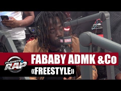 Freestyle Fababy, ADMK &Co #PlanèteRap