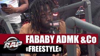Freestyle Fababy, ADMK &Co #Plane?teRap