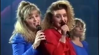 EUROVISION 1990 UNITED KINGDOM UK - Emma - Give a Little Love Back To The World - EuroFanBcn