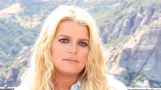 Jessica Simpson Opens Up About Tabloid Headlines Criticizing Her Physique