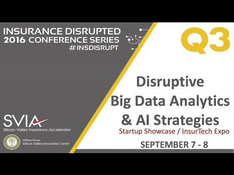 Big Data / Analytic / AI Enabled Core Systems & Infrastructure | SVIC 2016 Q3 Conf.