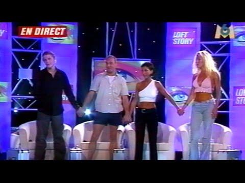 Loft story 1 la finale en direct sur m6 juillet 2001 for Loft story 1 piscine