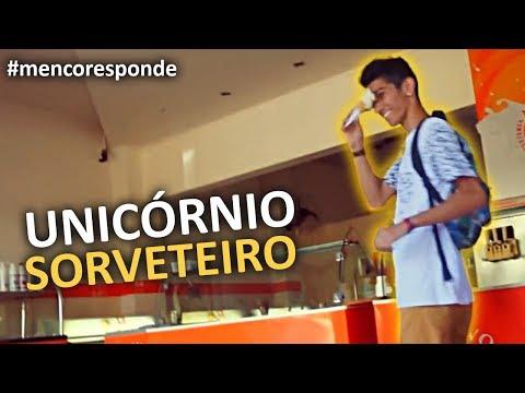 UNICÓRNIO SORVETEIRO - MENCO RESPONDE 2