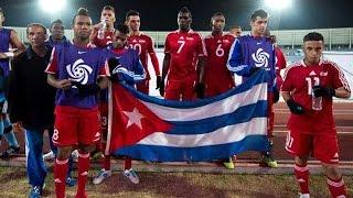 """Cuba se despide del sueño mundialista Rusia 2018 ante el Curaçao en un Pedro Marrero """"inundado"""""""
